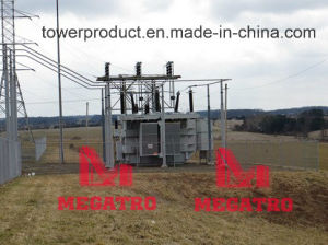 Megatro 115kv Transformer and Substation Support (MGS-TS115) pictures & photos