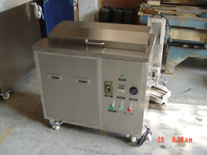 Rtyg-520A 2 Rolls at One Time Ultrasonic Anilox Wahsing Machine pictures & photos