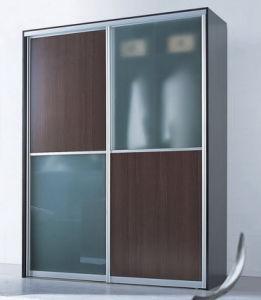 Glass Sliding Door for Wardrobes (BF4)
