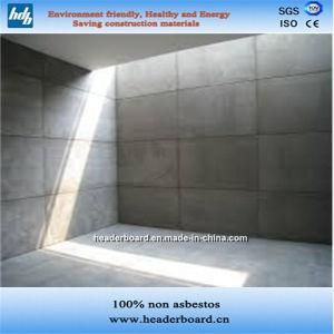 China Headerboard Fiber Cement Board Prefabricated House