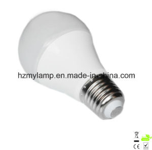 8W Plastic-Covered Alu. LED Bulb (MY-LED-8W)