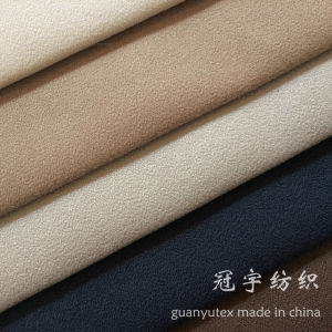 All Colors Short Hair Suede Fabric for Sofa Covers pictures & photos