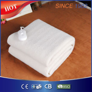 Rapid Heat up Electric Heating Underblanket with Over Heat Protection pictures & photos