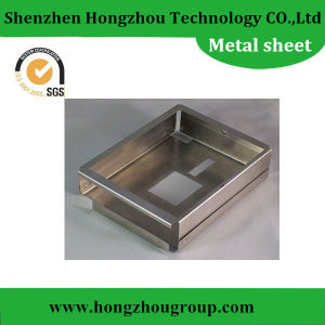 Sheet Metal Welding Assembly Fabrication pictures & photos
