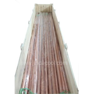R410A Straight Copper Pipe in Refrigeration pictures & photos