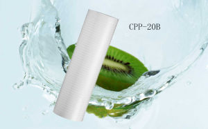 Household Home CPP-20b 5 Micron Water Filter Sediment Filtration Replacement Cartridges pictures & photos