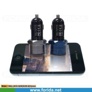 4A USB Dual Car Chargers From Forida
