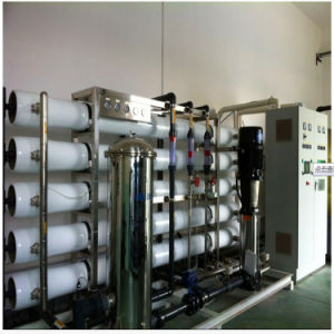 High Recovery Reverse Osmosis Seawater Desalination Treatment Equipment