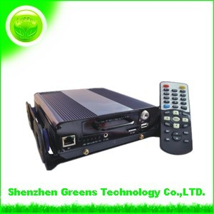 Popular 4CH CCTV DVR/Digital Video Recorder,Bus DVR,D1 Shockproof Bus DVR (CAR-303)
