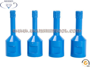 M14 Porcelain Holesaw Tile Dry Drill Bit Granite Drill Bit pictures & photos
