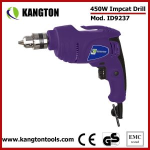 450W 10mm Power Tools Portable Electric Drill for Industry pictures & photos