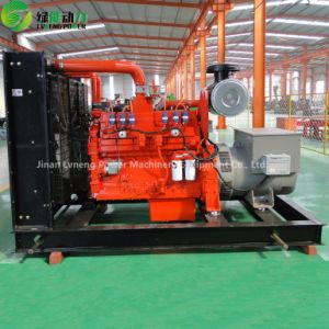 China Brand 150kVA Natural Gas Generator Set with Competitive Price pictures & photos