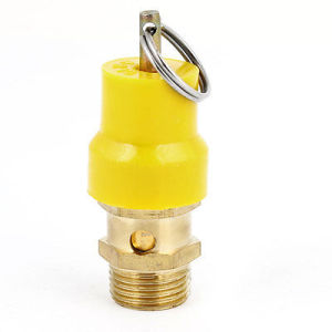 Air Compressor Parts Safety Valve pictures & photos