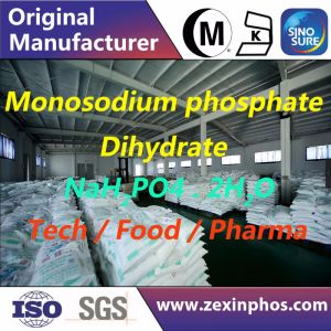 Sodium Dihydrogen Phosphate - Technical Grade Msp pictures & photos