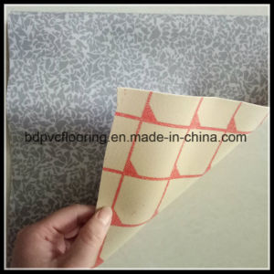 0.7mm Thickness PVC Flooring Non Woven in Roll