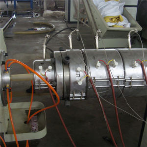 Pipe Extrude Machine for PVC PPR PE