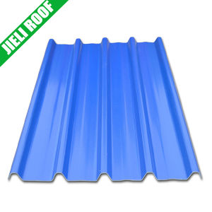 Plastic Color Coated Roofing Sheet/New Design Building Material pictures & photos