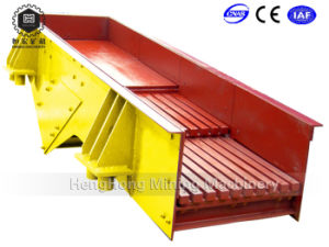 Vibrating Feeder for Used Before The First Crusher Machine