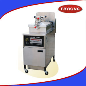 Commercial Kitchen Equipment Pressure Fryer for Fried Chicken Shop pictures & photos