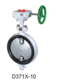 Tht Custom Valve Against Condensation Butterfly Valve Worm