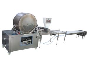 Automatic Hot Selling Spring Roll Pastry Machine Using Gas/Electricity (6QP-8045) pictures & photos