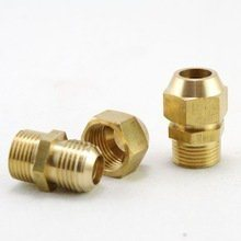 The Knurled Brass Nut Copper Nut with Good Quality and Compeitive Price pictures & photos