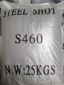 Steel Ball S460/ Steel Shot for Surface Preparation pictures & photos