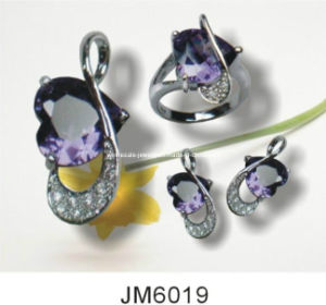 Crystal Fancy Stone Jewelry Sets