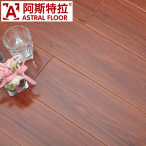 HDF /MDF (AD315) /Mirror Surface /Wooden Laminated Flooring pictures & photos