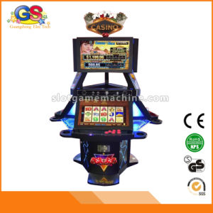 China Video Triple Gold 5 Dragon Poker Keno Slot ... on