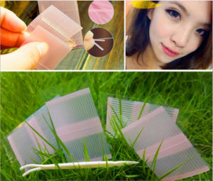 Transparent Fibre Rod Invisible Double-Sided Double Eyelid Sticker