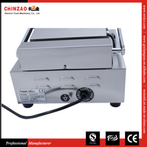 Panini Grill Press for Commercial Restaurant Chz-810 pictures & photos