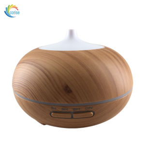 Aroma Care Wood Grain 300ml Essential Oil Air Diffuser