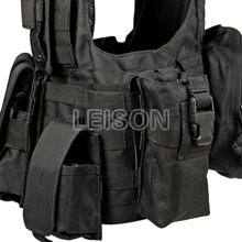 Military Tactical Vest with Quick Release System pictures & photos