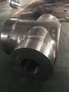 4140 Alloy Steel Special Forging Part pictures & photos