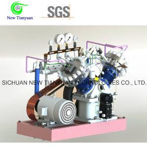 Gv Type 20nm3/H Flow Rate Helium Gas Air Compressor Diaphragm