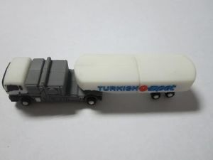 Truck Shape USB Flash Drive with Genuine Capacity Size (OM-P320) pictures & photos