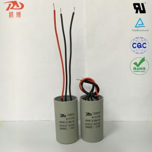 High Efficiency Motor / High Torque AC Electrical AC Synchronous Motor  Capacitor Combination (3 Wire)