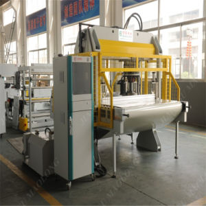 Maolong Machinery Face Mask Hydraulic Die Cutting Rewinding Press Making Machine pictures & photos