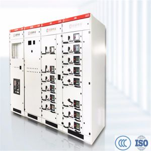 Gcs Withdrawable Electrical Switchgear Distribution Cabient With ABB Ge Schneider Simens Electricity