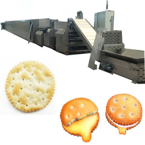 Production manufacture cookies, biscuits, crackers