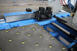 CNC Punching, Marking and Drilling Machine for Plates pictures & photos