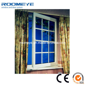 New Window Grill Design Vinyl/Plastic/PVC Casement Windows pictures & photos