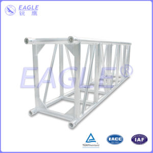 Outdoor Events Large Aluminum Space Frame Spigot Stage Lighting Truss