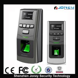 Cheap Fingerprint Door Access Control (F6) RFID Card Reader Optional pictures & photos