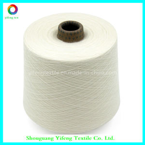 Fine Knitting Yarn of Cotton 100% for Sweater (2/32nm dyed yarn)
