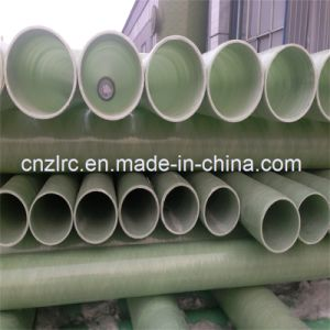 High Pressure GRP Fiberglass Composite FRP Pipe and Fitting Zlrc pictures & photos