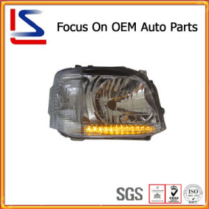 Auto / Car Parts Yellow LED Head Lamp for Hiace′11 pictures & photos