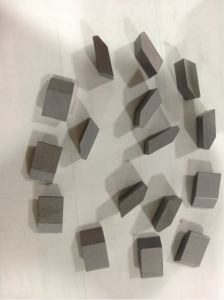 Export of Tungsten Carbide Saw Tips for Cutting Metal