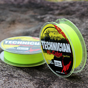 Wholesale Brand New High Strength Nylon Fishing Line pictures & photos
